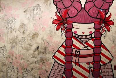 Illustration de Korali