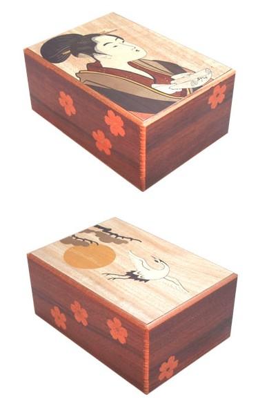 boites puzzle japonaises