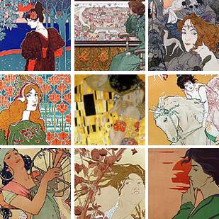 du japonisme à l'art nouveau
