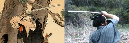 takeshi kitano vs estampes japonaises