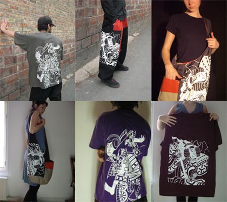 t-shirt japonais