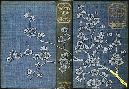 in ghostly japan, couverture du livre