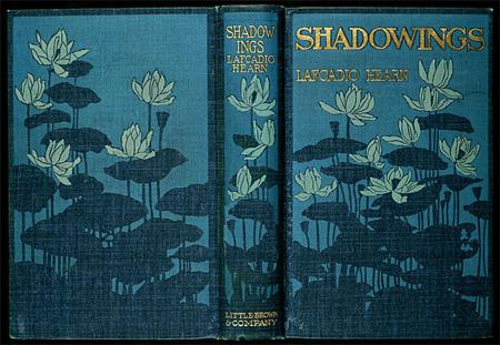 shadowings, couverture du livre