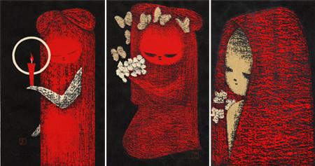 oeuvres de Kaoru Kawano
