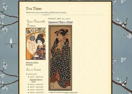 tea time screenshot
