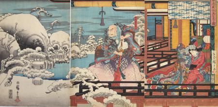 visions par Hiroshige