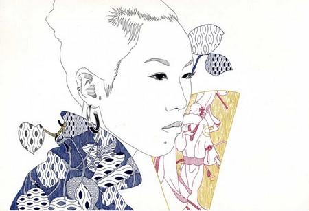 dessin de kozuke ikeda