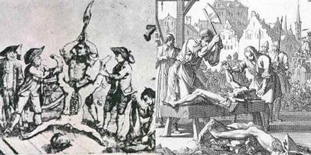 torture en angleterre