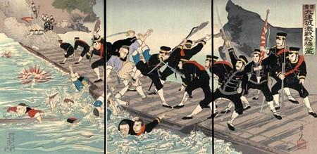 guerre chine japon