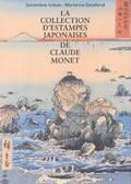 livre sur les estampes japonaises de Claude Monet