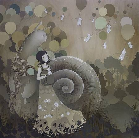 illustration d'amy sol