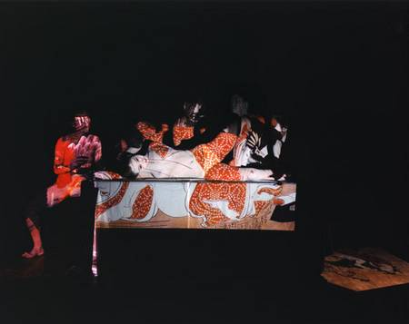 projections ukiyo-e
