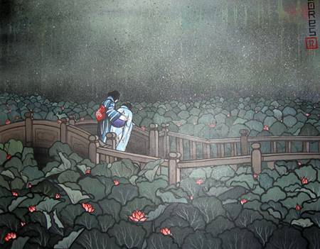 illustration de sam flores