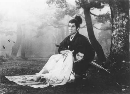 extrait d'un film de Kenji Mizoguchi