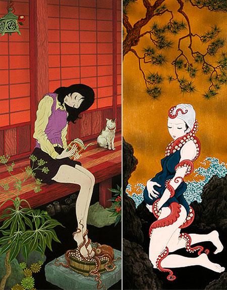 Illustration de Yuji Moriguchi