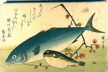 hiroshige poisson