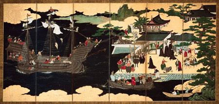 peinture de Momoyama